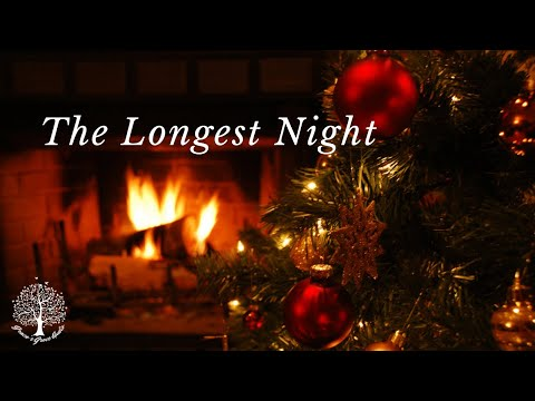 The Longest Night [ASMR] [Soft Spoken] [Yule Stories] [Wild Hunt]