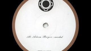 Adam Beyer - Patches ( The Advent Remix )