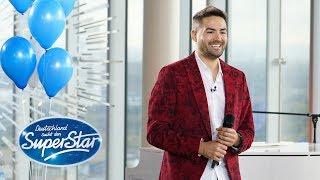 DSDS 2018 | Menderes Bagci mit einem Medley aus seinen besten Casting Songs