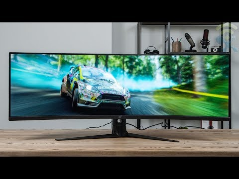 5 Best Monitors 43-49 Inch ✔️ 4K, Ultrawide, Gaming, And More