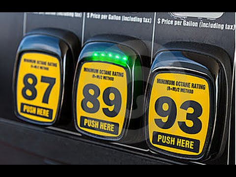 E85 and other fuel octane explained