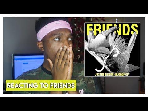 "Justin Bieber & Bloodpop ""FRIENDS"" (REACTION) | Jayden Reacts"