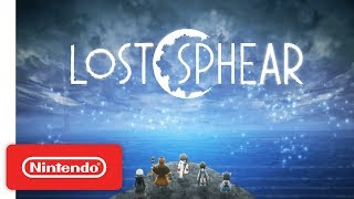 LOST SPHEAR Gameplay Trailer - Welcome to the World of LOST SPHEAR - Nintendo Switch