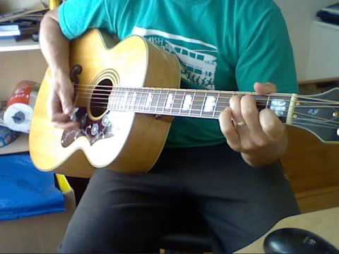 ruby tuesday by the rolling stones acoustic guitar lesson