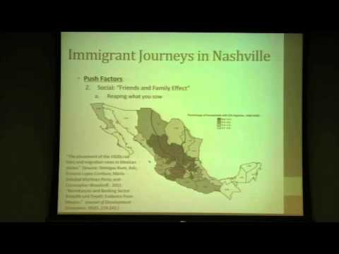 Immigrant Journeys in Nashville Panel Discussion
