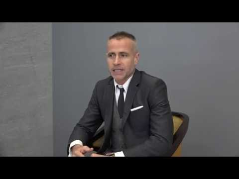 Uniformity | Interview with Thom Browne