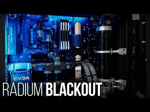 Radium Blackout
