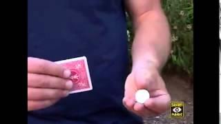 Saturn Magic -Razor's Edge (With DVD, USA Currency) by Jay Sankey - Trick