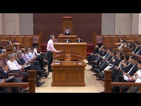 Parliamentary Debate on the Constitution (Amendment) Bill