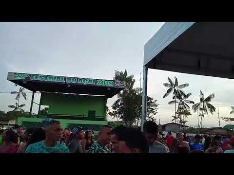 Festival do açaí em Inhangapi - PA