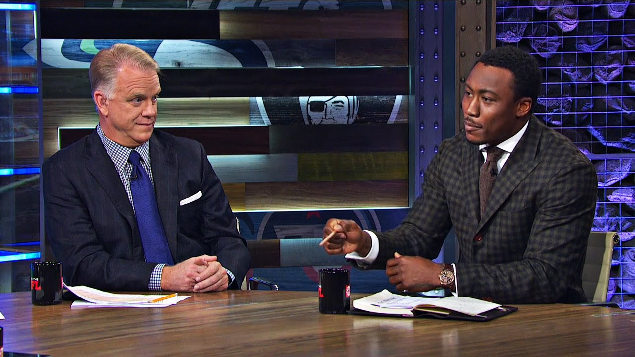 quality design 2fbd9 9d5c0 Brandon Marshall on Seattle Seahawks after Week 6 | INSIDE THE NFL