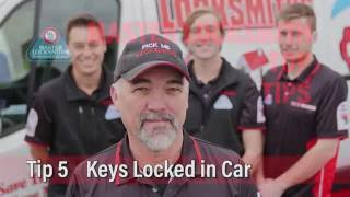 Keys Locked in Car -  Pick Me Locksmith Top Tip 5
