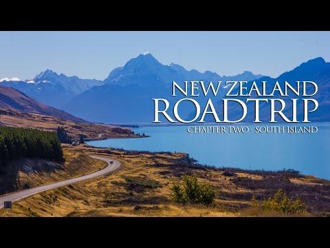 New Zealand Road Trip - South Island