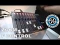 NAMM 2017: Zoom F Control
