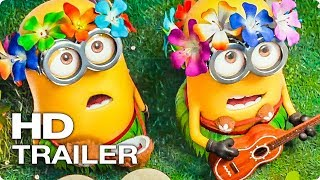 Гадкий Я 3 — Русский Трейлер #3 (2017) [HD] | Мультфильм (6+) | FRESH Кино Трейлеры