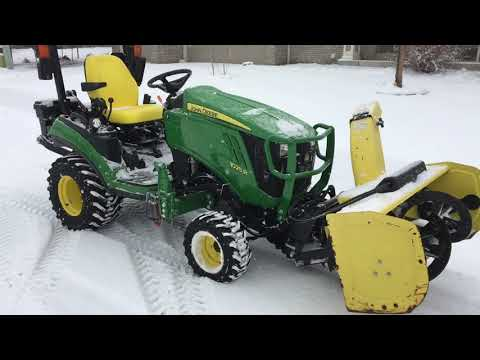 Repeat Mowing the yard on a F 1145 John Deere by ourballus - You2Repeat