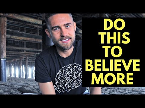 How to Increase Your Belief and Do Your Passion For a Living (My Story)