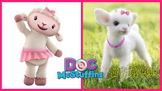 Doc Mcstuffins Characters In Real Life 2021 👉@WANA Plus