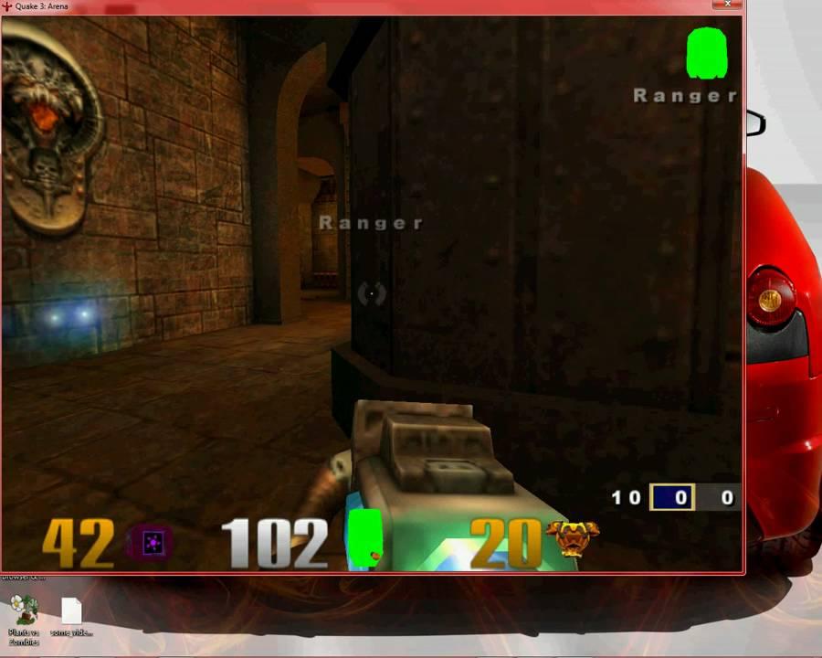 Quake 3 Arena Player Color Hack +Download link!