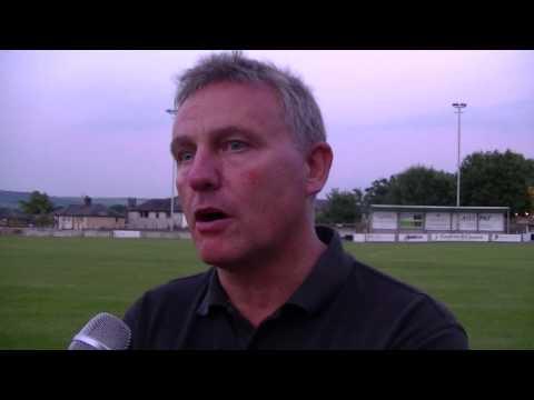 Greg Clowes Talks to Gary Hazlehurst XL-FM Pre-Season Interview 9/7/13