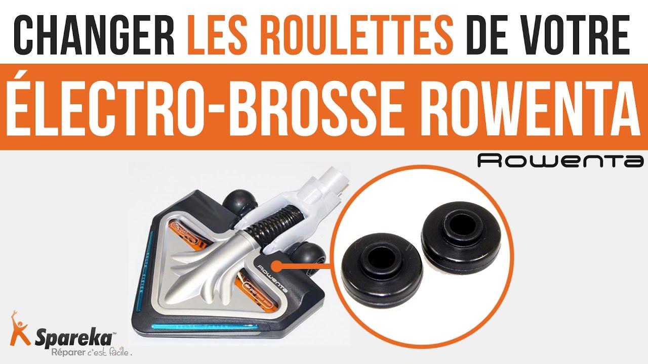 Download Comment changer les roulettes de votre électro brosse Rowenta ?