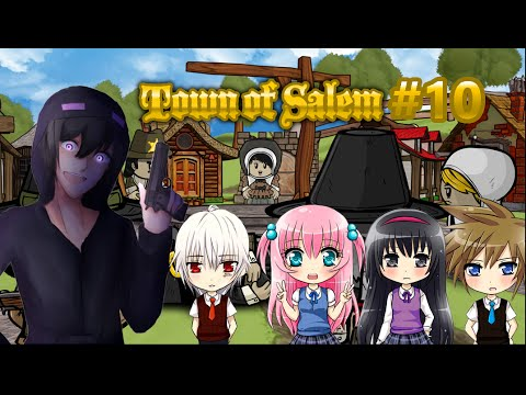 [Town of Salem]#10 ศึกนี้มาเฟียคุม ft.AjaA