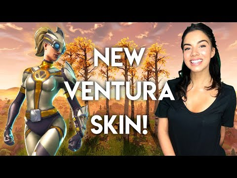 New ventura skin solo gameplay with gala 540 wins - Ventura fortnite ...