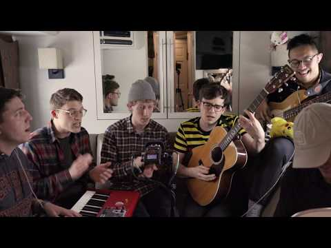 Baby Driver - Simon & Garfunkel Cover (Live From The Bus)