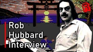 Rob Hubbard - C64 Musical Wizard - Retro Tea Break Interview
