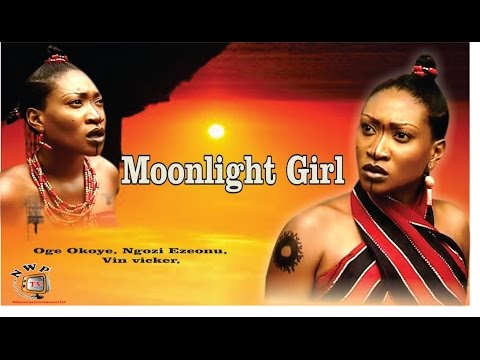 Moonlight Girl   -  Nigerian Nollywood Movie