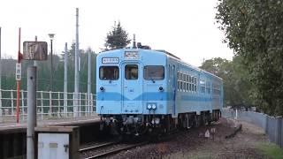 水島臨海鉄道キハ37形 球場前駅3