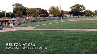 Baseball Highlights: Benton at CPU