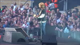 Ed Sheeran - Eraser @ Wembley Stadium, London 14/06/18