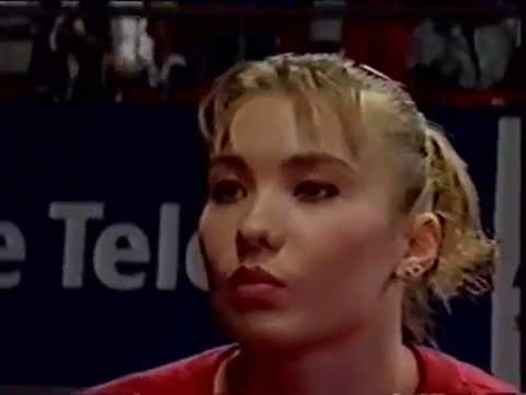 1996 European Gymnastics Champs Women's Team & AA
