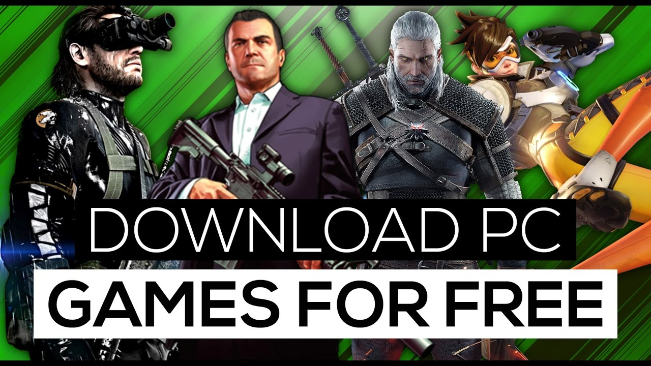 Games For Pc Free Download