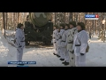 Лучшая ракетная дивизия России несет боевое дежурство в Марий Эл - Вести Марий Эл