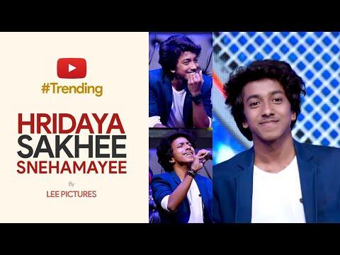 Hridayasakhee.. song   Sreehari : Mazhavil Manorama Super 4 Contestant    Whatsapp status