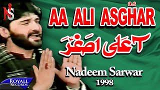 Nadeem Sarwar - Aa Merey Asghar 1998