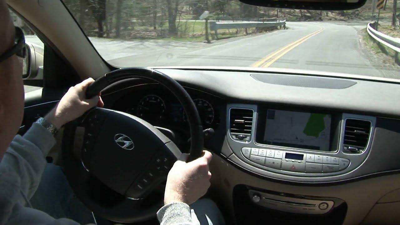 2009 Hyundai Genesis 4.6 | TestDriveNow   YouTube