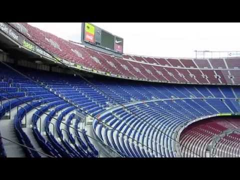 CAMP NOU AND MUSEUM TOUR, FC BARCELONA