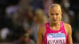 Дарья Клишина-русская краса