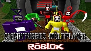 Slendytubbies Multiplayer By MacsimCostel04 [Roblox]