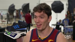 Cavs Talk Shoes on #NationalSn…