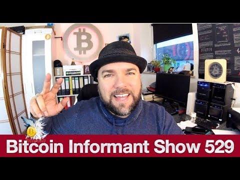 #529 Hat Julian Hosp Pay Token verkauft, Russland plant Bitcoin Kauf & BTC Verkauf Tabakgeschäfte