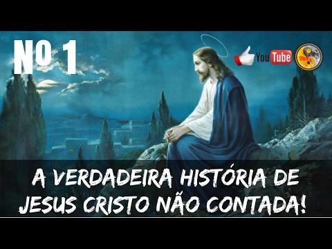 A HISTÓRIA DE JESUS CRISTO NÃO CONTADA NA BÍBLIA - Cartas de Cristo 1