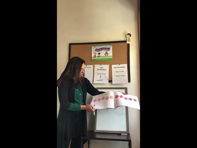 Letter Leaders Pre-writing Skills