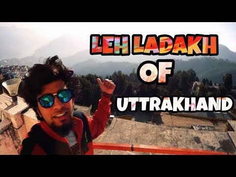 The Leh Ladakh Of Uttrakhand | KTM RIDE To New Tehri | Jet Ski | The Lake |