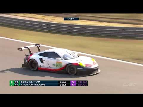 2017 WEC 6 Hours of Shanghai - Full Qualifying Sessions Repl