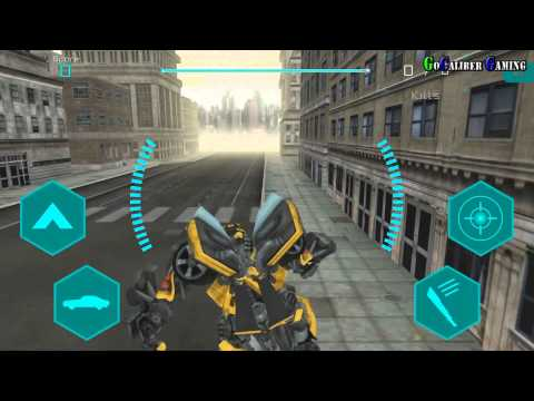 TRANSFORMERS Battle Game Android Beta Gameplay