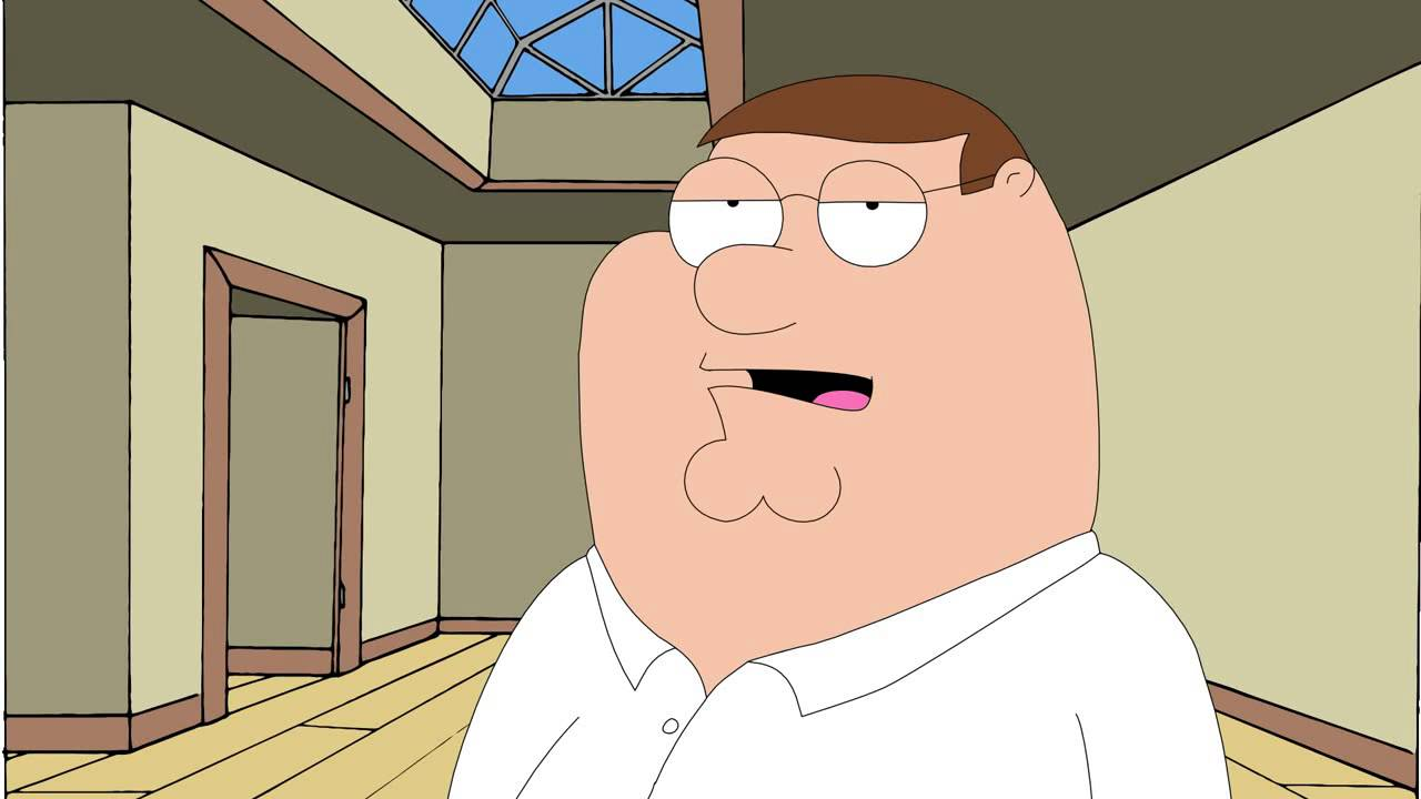 Family Guy Peter Griffin Toon Boom Studio Animation Test - YouTube